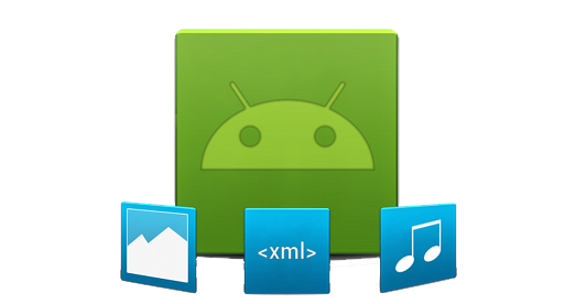 What are Android Resources?