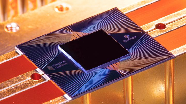Google Quantum Computing Break Through
