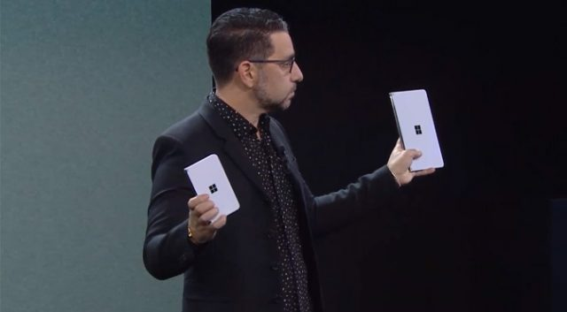 Microsoft's Surface Duo smart phone, The Game changer